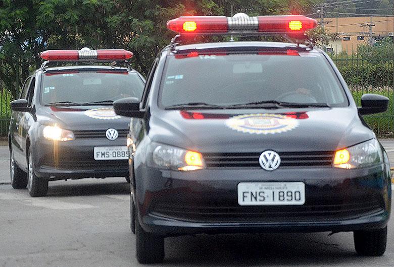 Guarda Municipal é acionada para ocorrência de depredação