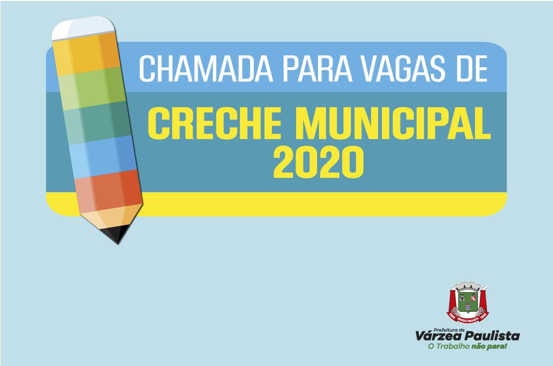 Prefeitura libera lista de vagas na creche 2020