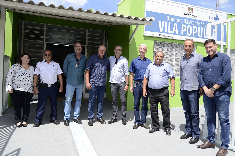 Prefeitura recebe visita do deputado Miguel Haddad