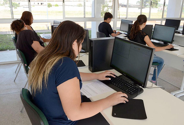 Telecentro oferece quatro cursos no primeiro semestre de 2020
