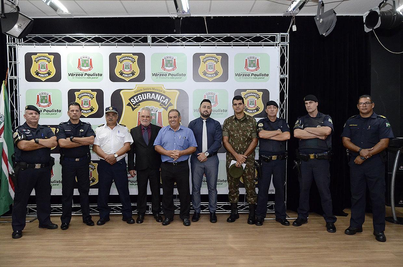 GCM continuará tendo um papel essencial na Segurança Pública em Várzea Paulista
