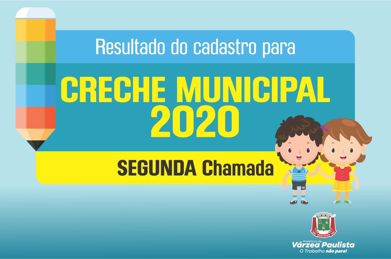 Prefeitura libera segunda lista de vagas na creche 2020