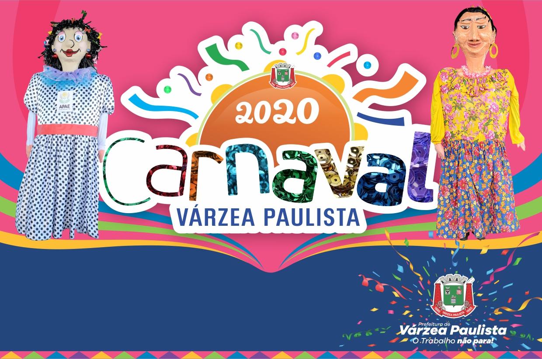 Encontro de Blocos do Carnaval 2020 de Várzea Paulista oferece grande diversão para os foliões