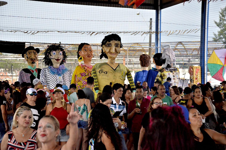 Carnaval de Várzea Paulista é marcado por muita diversão