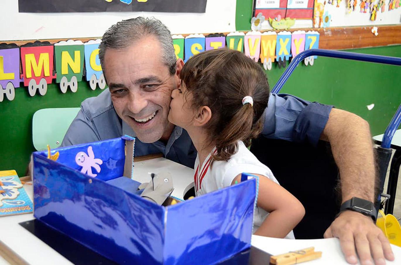 Professor Rodolfo deixa Educação para se dedicar às suas atividades de vice-prefeito