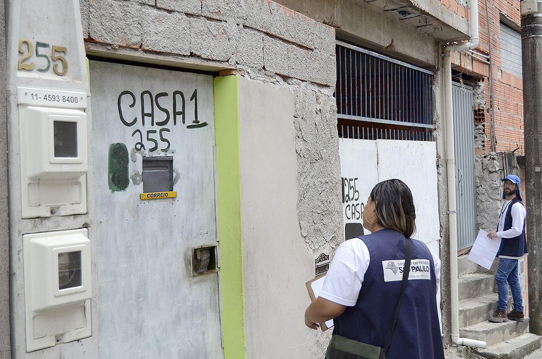 Cadastramento Social é realizado na Vila Real para Regularização Fundiária