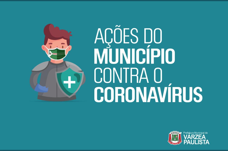 Várzea Paulista contra Covid-19: entenda