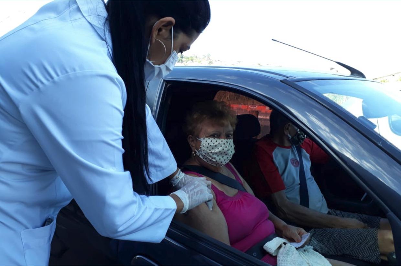 Várzea Paulista vacinou 99,33% dos idosos contra gripe