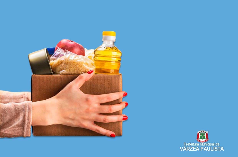 Prefeitura reitera critérios para doação de kits alimentação