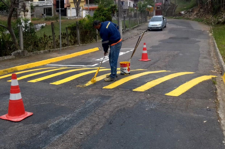 Programa Respeito à Vida leva segurança para o trânsito de Várzea Paulista
