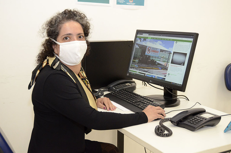 Corona-fone e UCC prestam mais de 2 mil atendimentos em julho