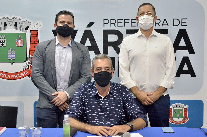 Fernando Pasqualino assume a Unidade Gestora de Desenvolvimento Econômico