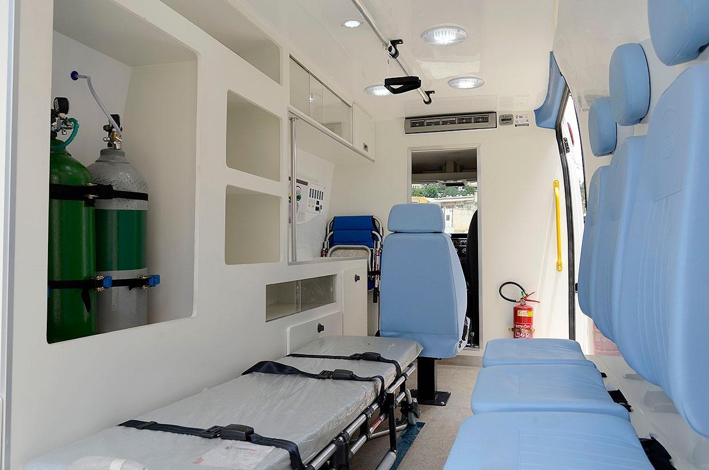Várzea Paulista conquista mais uma ambulância UTI móvel