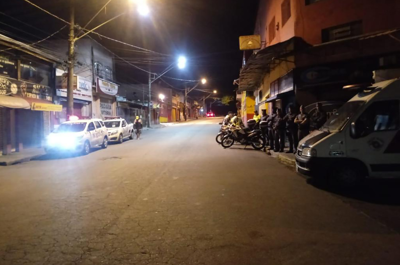 Segurança Pública de Várzea Paulista faz mais uma operação contra pancadão nesse fim de semana
