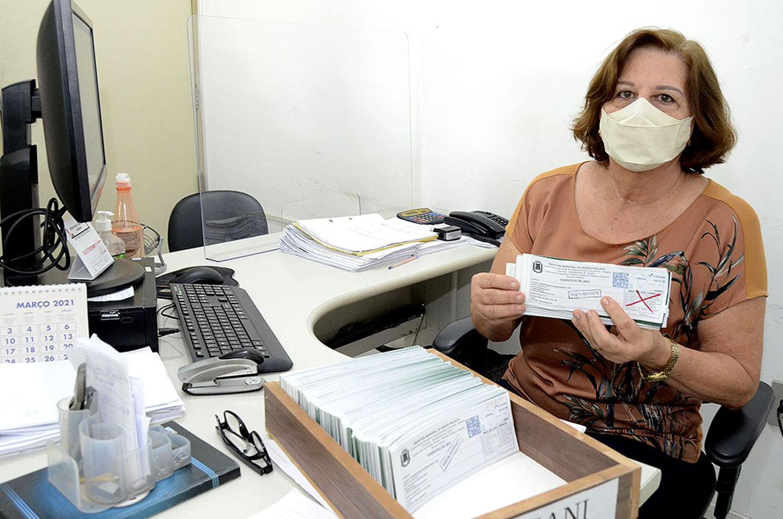 Moradores do Residencial Vale Verde devem retirar o carnê do IPTU no Facilita