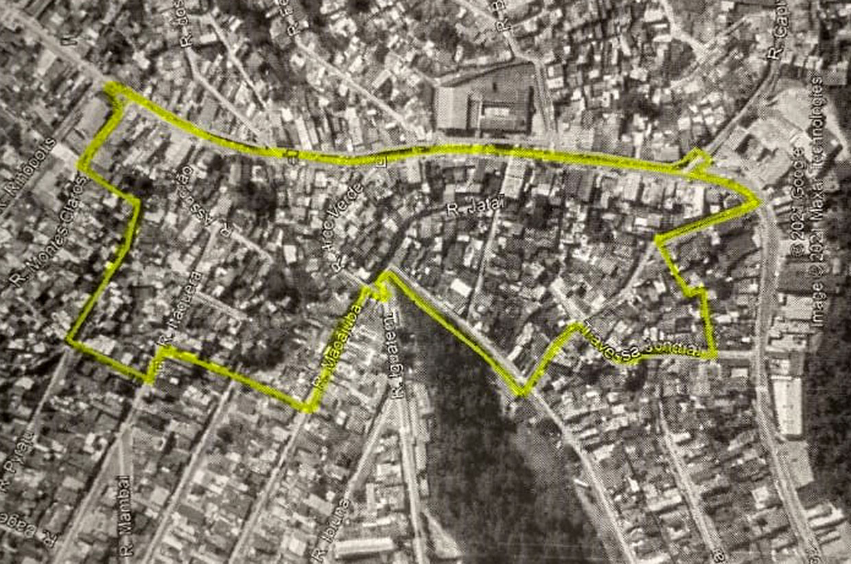 Vias da Vila Real começam a receber topografia