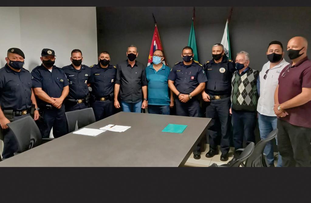 Prefeito professor Rodolfo promove mudanças com nomeações na Guarda Municipal