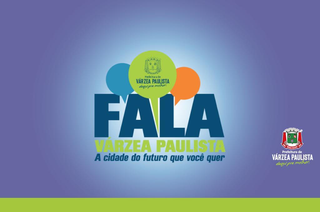 Programa 'Fala Várzea Paulista' quer ouvir a população
