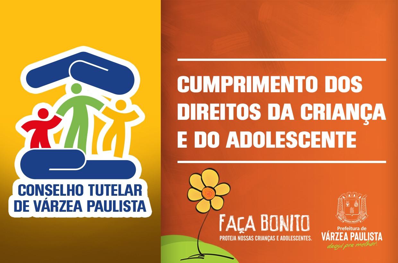 Conselho Tutelar atua na garantia do cumprimento dos direitos da Criança e do Adolescente