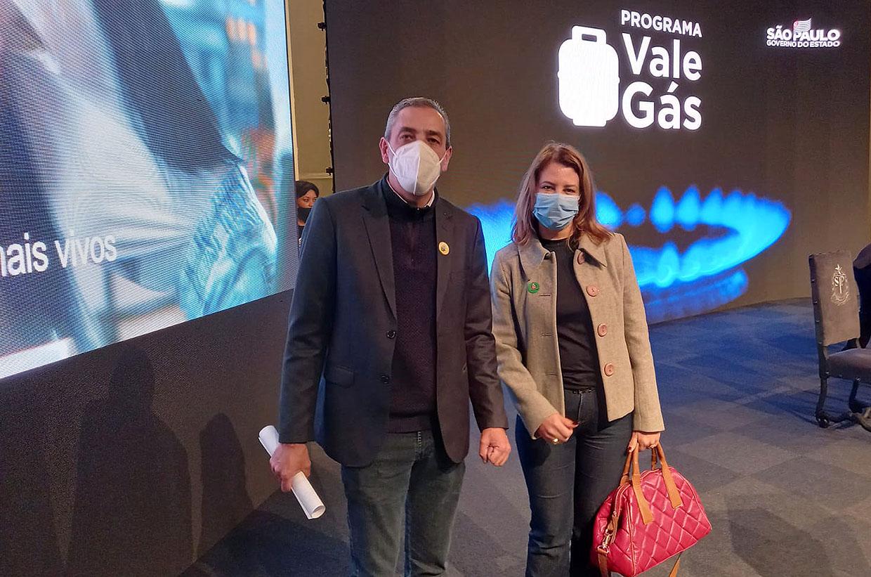 Várzea Paulista é contemplada na 1° e 2° fase do Programa Vale Gás