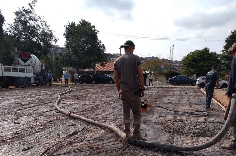 Prefeitura inicia construção de skate park na Vila Popular