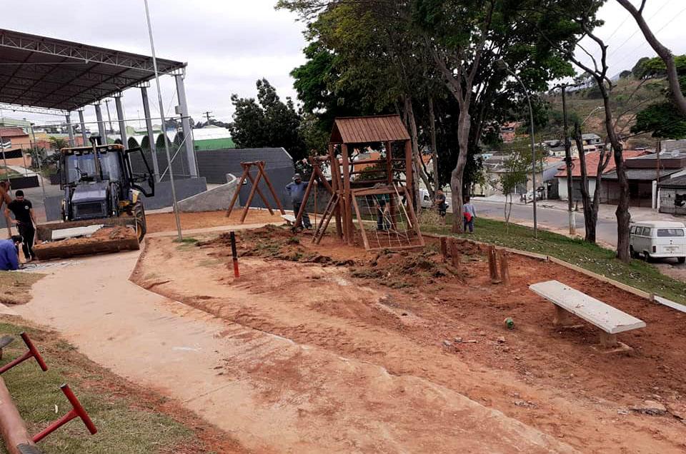 Parque Guarani e Jardim América I recebem trabalhos estruturais