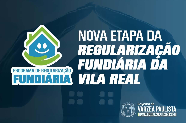 Moradores de quadras contempladas na atual etapa de regularização da Vila Real terão nova chance de regularizar casas