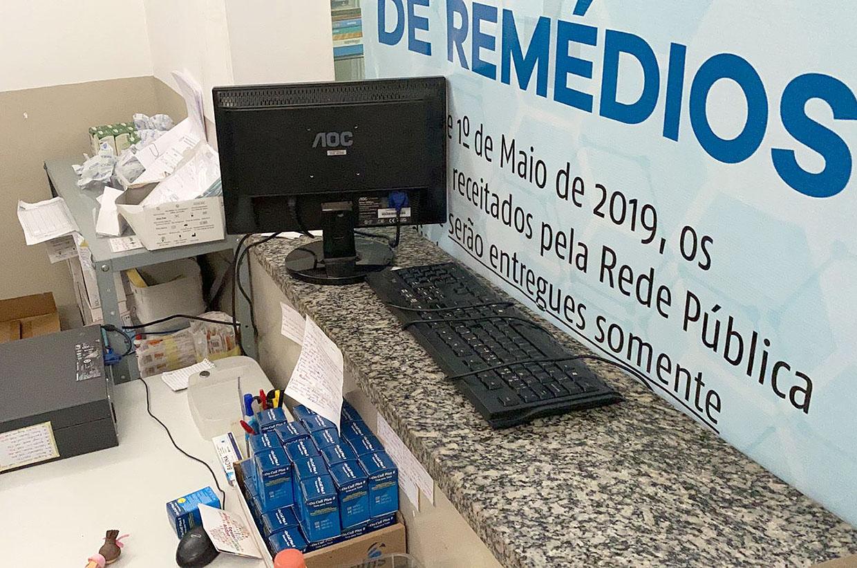 UBS Marajó sofre vandalismo e vacinação contra a Covid-19 é transferida de local
