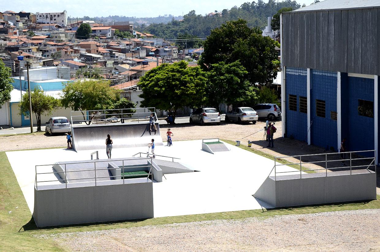 Prefeitura inaugura skate park na próxima semana